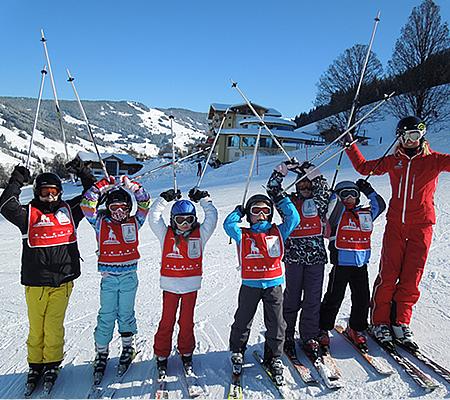Skischule direkt nebenan